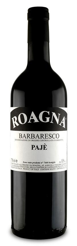 Roagna Barbaresco Paje