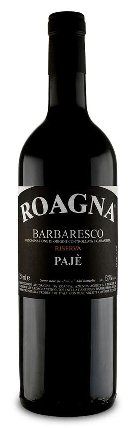 Roagna Barbaresco Pajè Riserva