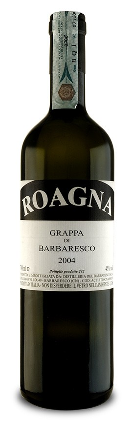 Roagna Grappa di Barbaresco Millesimo