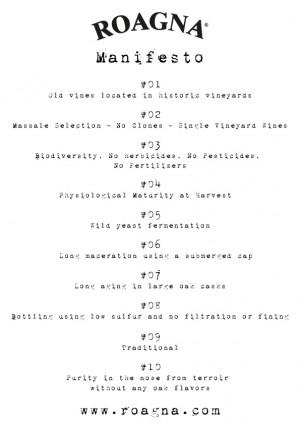 Manifesto Roagna (Pdf)