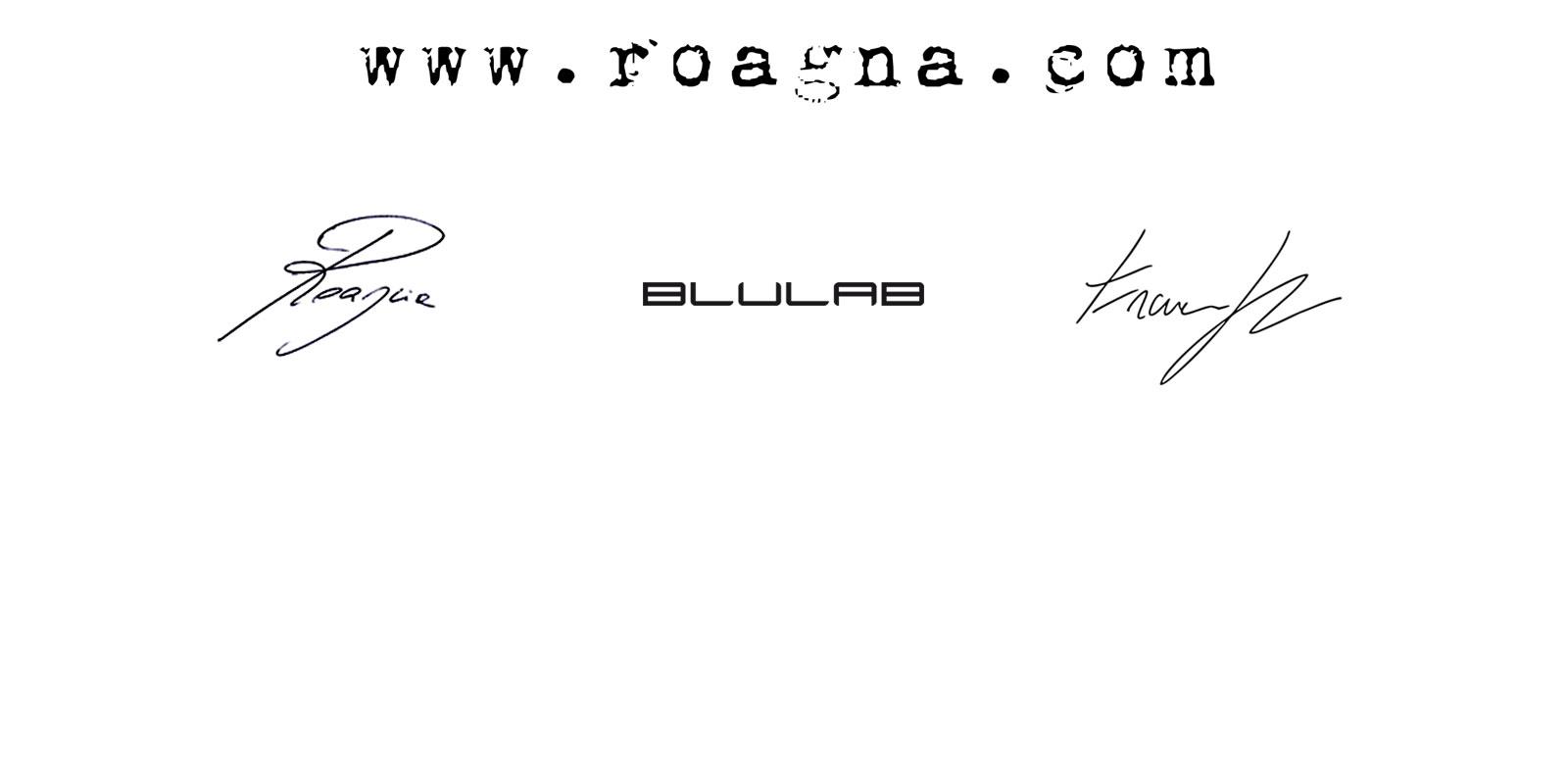 Credits - www.roagna.com